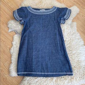 Xhilaration Chambray Dress
